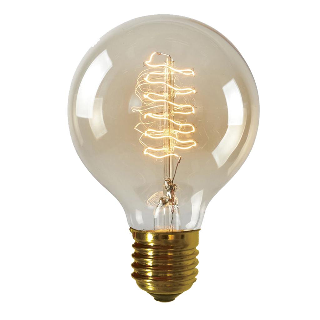LAMP CF 40W E27 95MM ROUND GTL003
