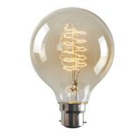 LAMP CF 40W B22 95MM ROUND GTL004