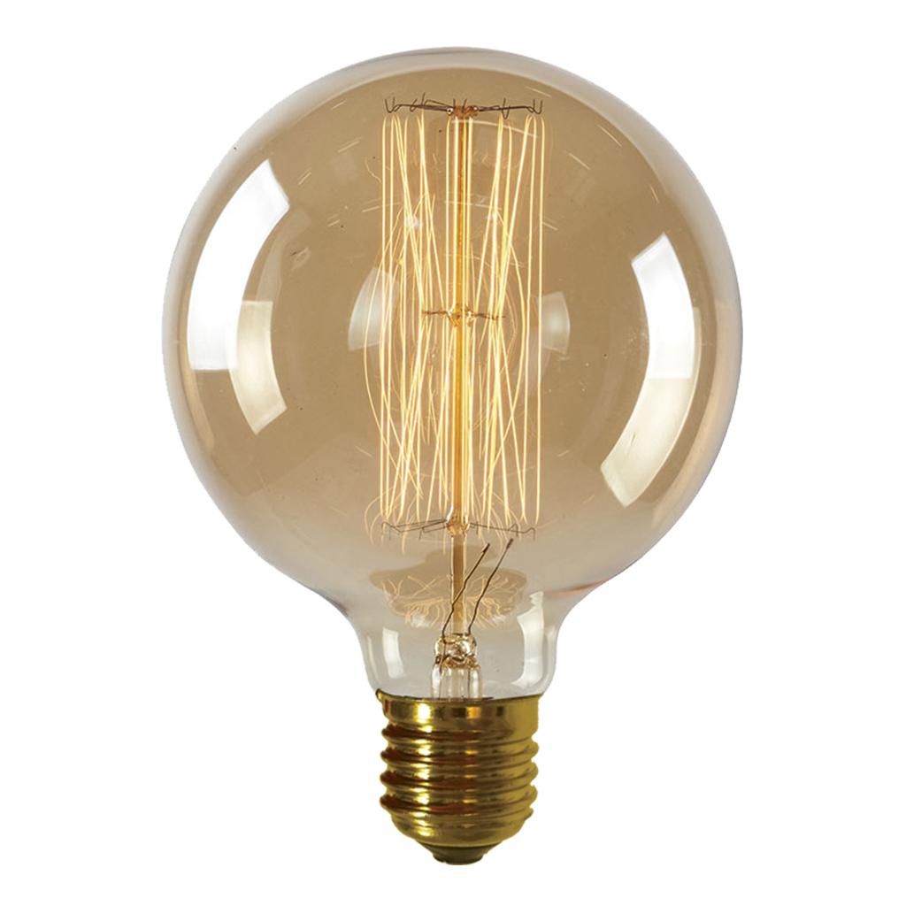 LAMP CF 60W E27 125MM ROUND GTL005