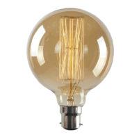 LAMP CF 60W B22 125MM ROUND GTL006