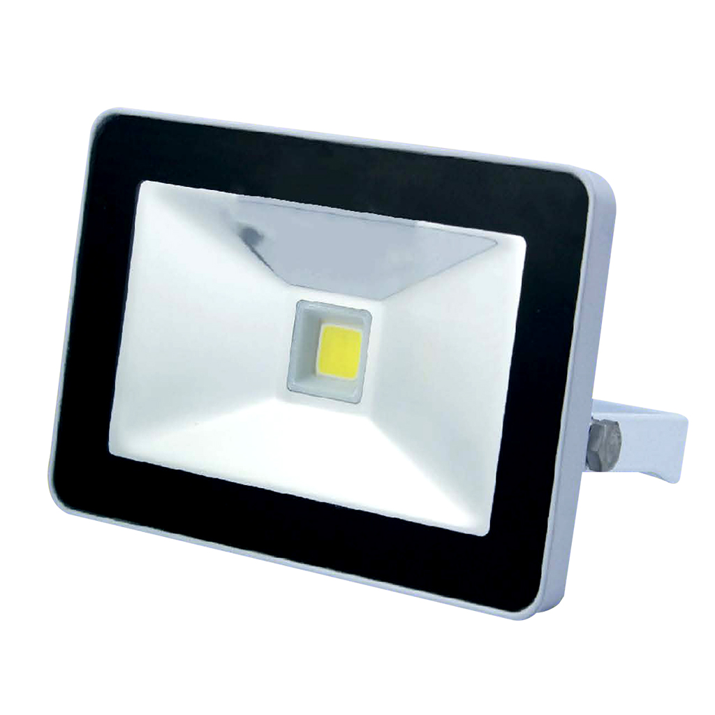 FLOODLIGHT 20W 4000K COB BLACK GTL428