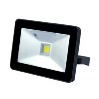 LED FLOODLIGHT 30W 4000K GTL429/04 BLACK