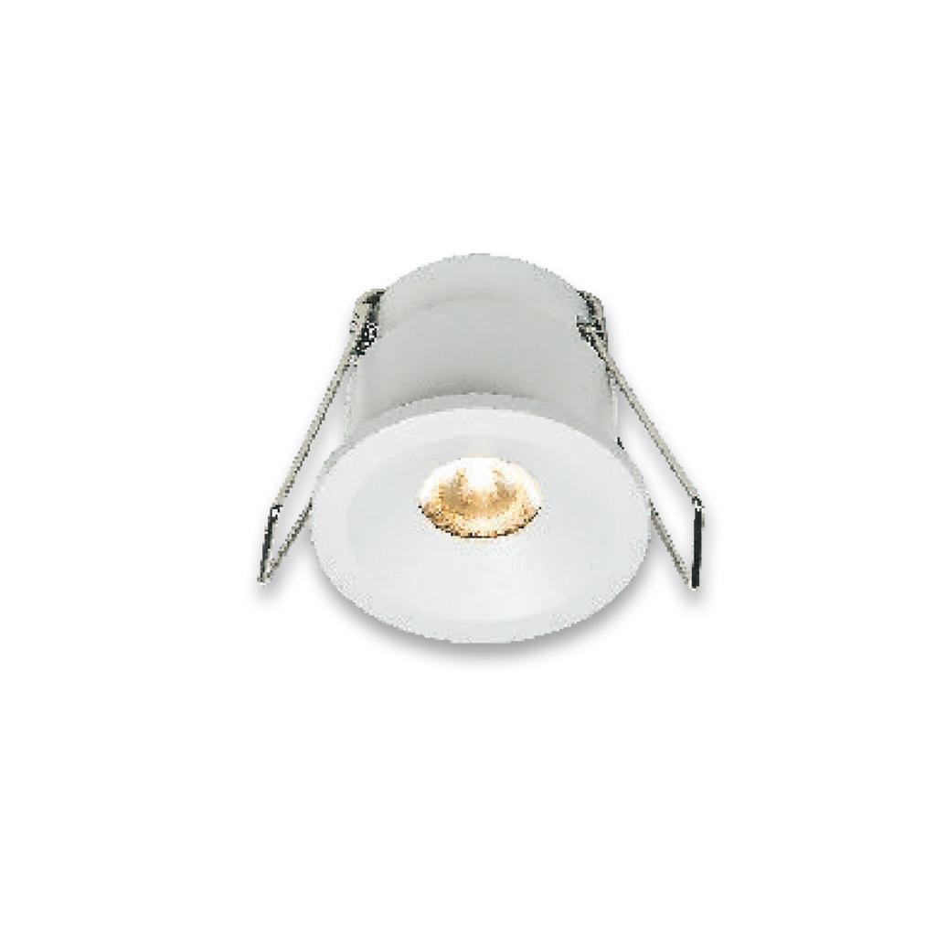 DOWNLIGHT LED 3.5W 3000K STARLIGHT WHITE JIN168