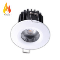 DOWNLIGHT LED FIRE 10.8W ANTI-GLARE WHITE JIN212
