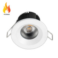 DOWNLIGHT LED FIRE 10.8W FIXED WHITE JIN235