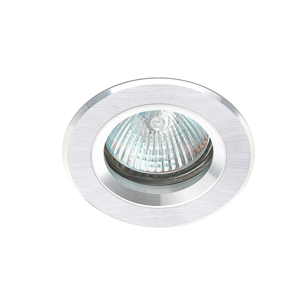 DOWNLIGHT CNC FIXED ALUMINIUM KK112/60MM CUT OUT