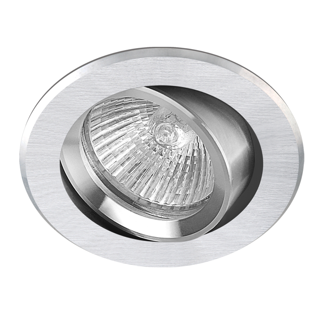 DOWNLIGHT CNC TILT ALUMINIUM  KK115/75MM CUT OUT