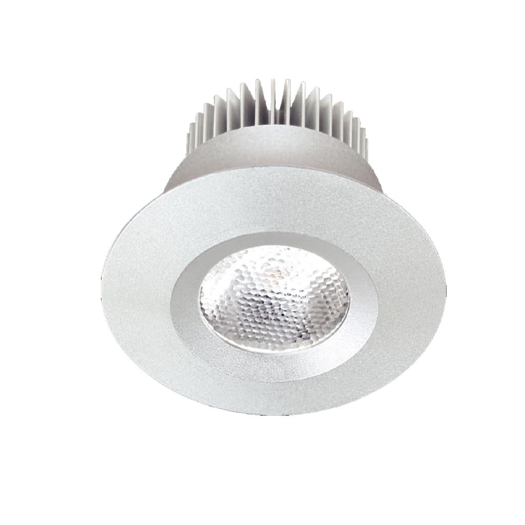 DOWNLIGHT LED 1W 4000K FIXED SATIN KK1921/4000K