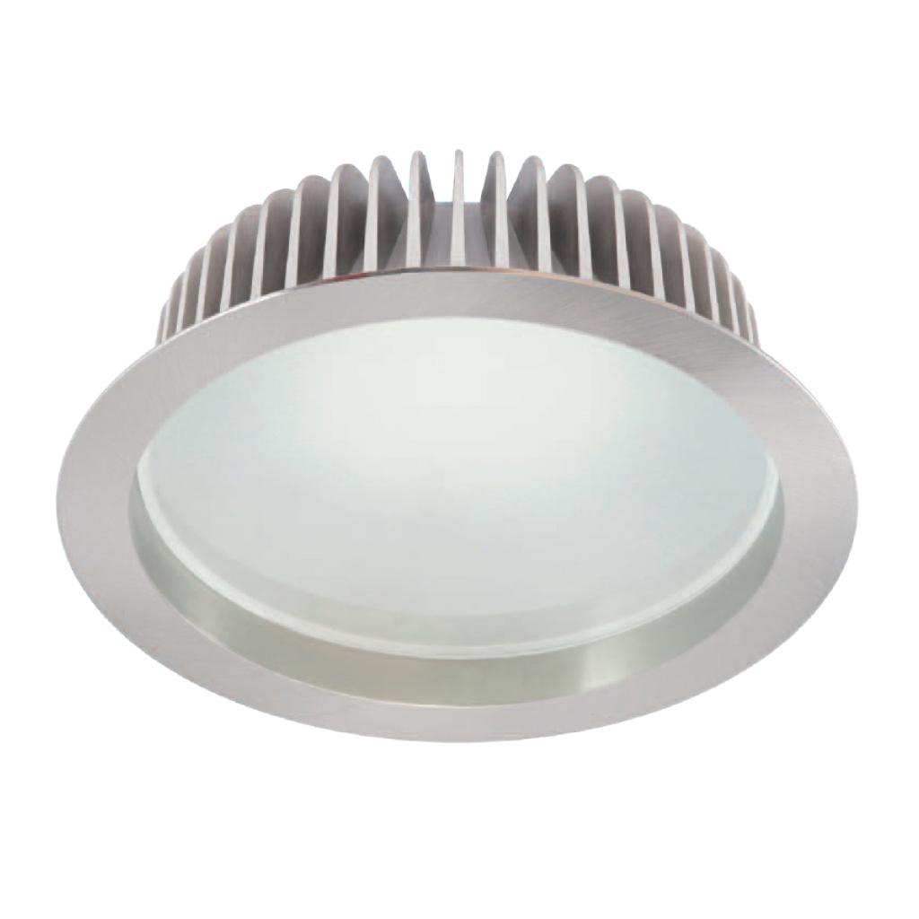 DOWNLIGHT LED 20W 4000K CW SATIN CHROME KK1954
