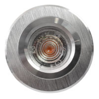 DOWNLIGHT FIXED ROUND CNC CHROME MAN307