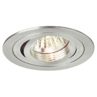 DOWNLIGHT TILT CNC ROUND ANTI-GLARE MAN314