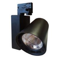 SPOT TRACK LED 40W 24? 4000K BLACK SCL131