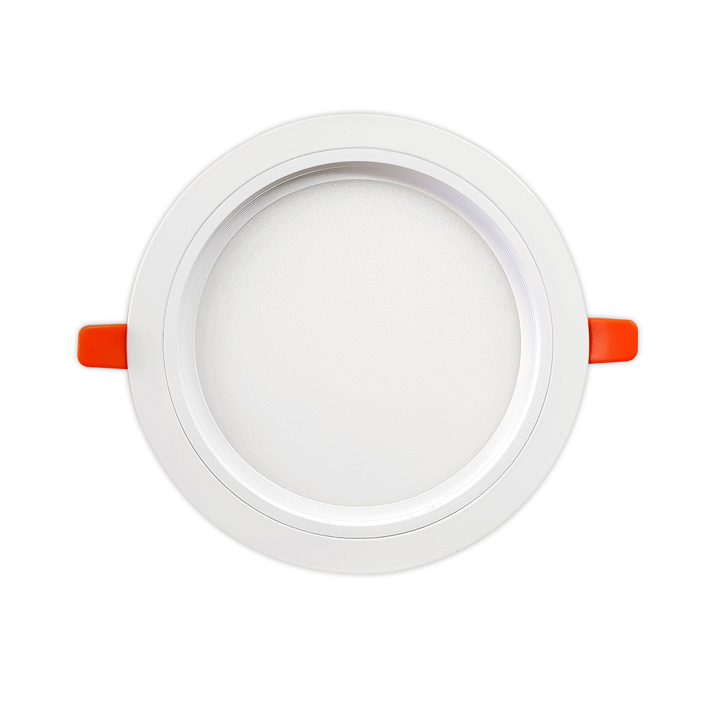 DOWNLIGHT LED 10W 3000K ROUND NON DIMM WHITE