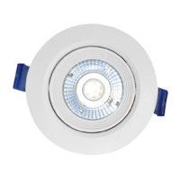 DOWNLIGHT LED 6.5W 3000K ROUND DIMM  WXX102