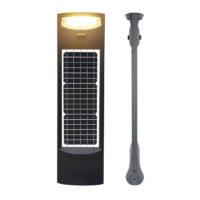 SOLAR LED BOLLARD 20W SLT400
